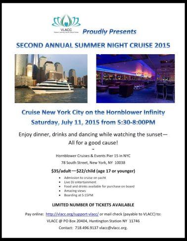 VLACC Cruise 2015